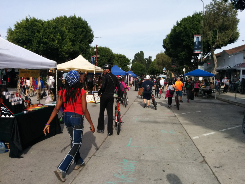 Leimert Park: One of my all-time favorite hubs